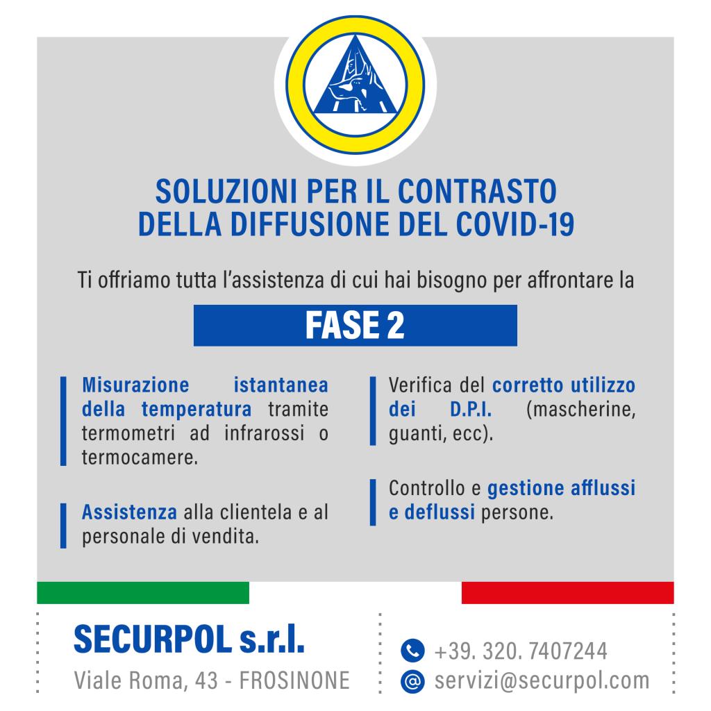 Securpol S.R.L. - Covid-19 - Fase 2