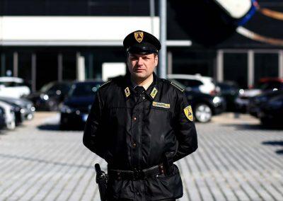 Securpol - Servizi - Piantonamento Fisso - Frosinone